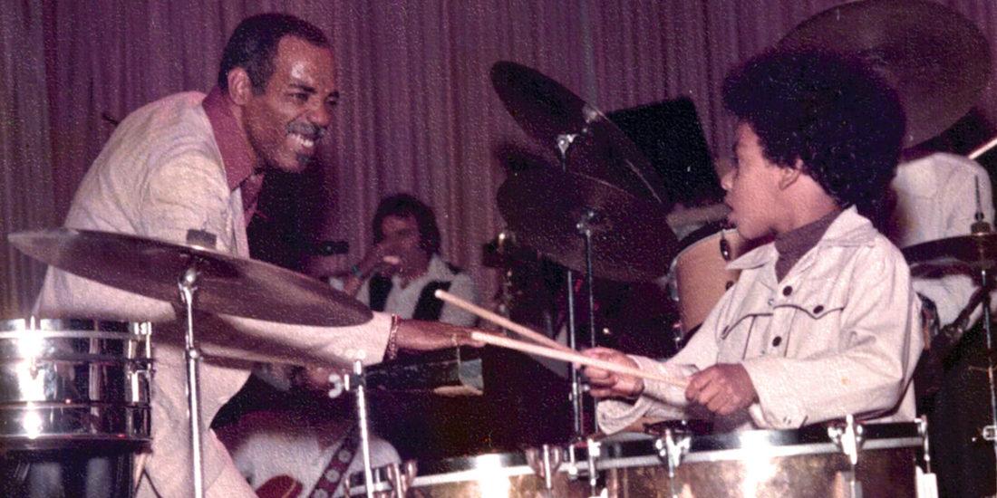 Willie y Eric Bobo