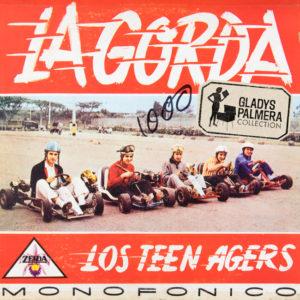 Teen Agers-La gorda-Zeida-LDZ20001