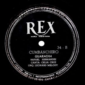 CELIA Cumbanchero