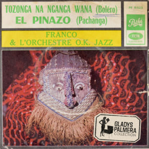 Franco & L´orchestre o.k Jazz-Pathe-PF11523-1