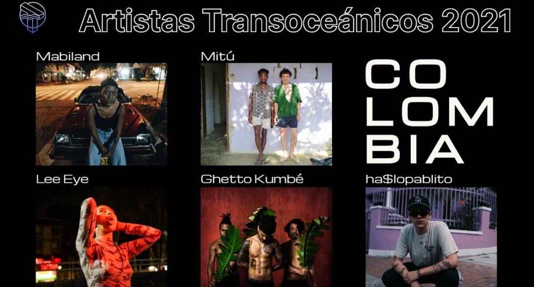 Artistas Colombia