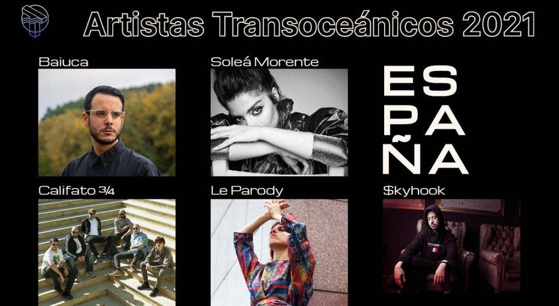 Artistas España