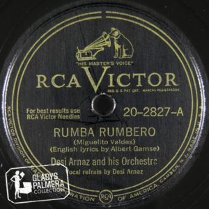 Desi Arnaz and His Orchestra-RcaVictor-2827-A-Rumba rumbero