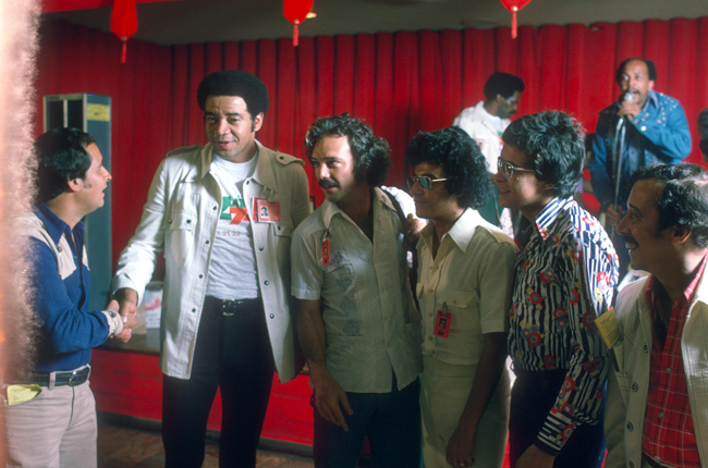 Fania All Stars y Bill Withers