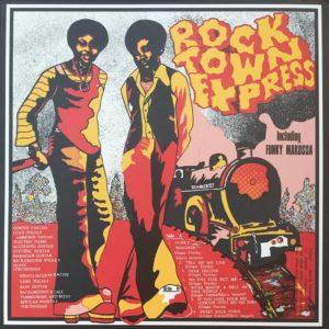 11. Rock Town Express - Funky Makossa