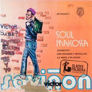 6. Victor Saviñon - Soul Makossa