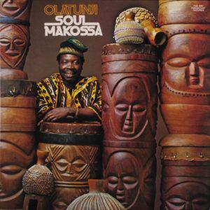 8. Babatunde Olatunji - Soul Makossa