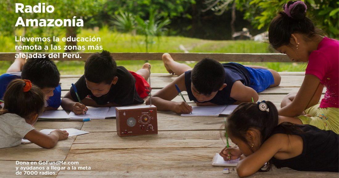 Radio Amazonía, La Voz de la Selva - Radio Gladys Palmera
