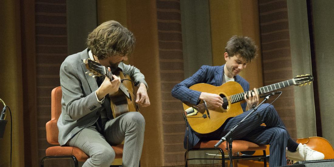 Gustav Lindgren & Antoine Boyer